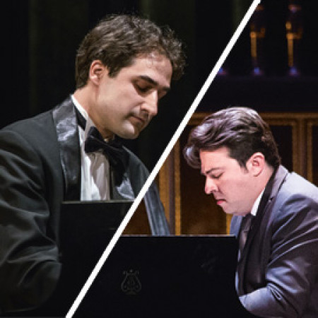 POPULAR YOUNG PIANISTS ON THE GALA