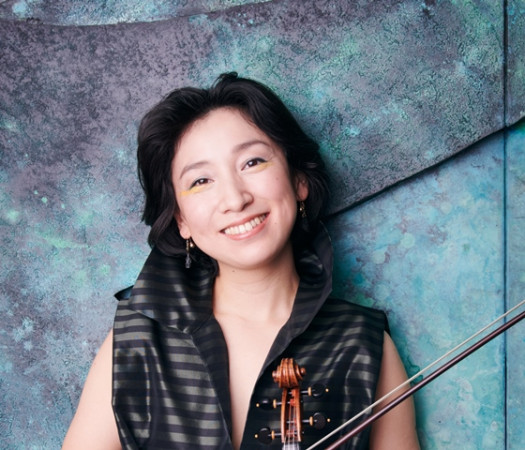 Ami Oike violinist in the jury of Bartók World Competition 2021
